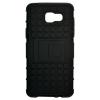 Чехол для смартфона SkinBOX Defender case для Samsung Galaxy J3 (2016), черный, купить за 220руб.