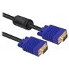 кабель (шнур) Defender VGA  - VGA (BB340M-33PRO), 10м