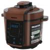 Мультиварка Marta MT-4312 черный/медь, купить за 6 435руб.