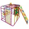 Спортивный комплекс Формула здоровья Кубик У Плюс, красный-радуга, купить за 16 020руб.