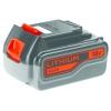 Батарея аккумуляторная для ИБП Black & Decker BL4018-XJ 4.0Ah 18V LiIon для Bosch Rotak 34LI, AKE 30L, для газонокосилки, купить за 3 540руб.
