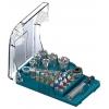 Набор инструментов Набор бит Heller TD28914 для винтоверта (24 предмета), купить за 2 425руб.