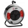 Удлинитель электрический ЭРА RM-3-3x1-50m-IP44, металлическая катушка, купить за 2 550руб.