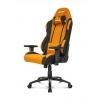 Игровое компьютерное кресло AKRacing K7012  AK-K7012-BO, Черно-оранжевое, купить за 23 190руб.