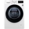 Машину стиральную LG F4M5VS6W, белая, купить за 26 765руб.