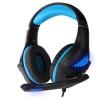 Гарнитура для пк Crown CMGH-2101, синяя, купить за 1 505руб.