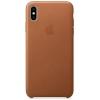 Чехол для смартфона Apple для Apple iPhone XS Max MRWV2ZM/A коричневый, купить за 3840руб.