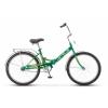 """Велосипед STELS Pilot-710 24 Z010*LU085350*LU077080 *16"""" Зелёный/жёлтый, купить за 5 730руб."""