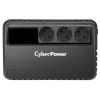 Источник бесперебойного питания CyberPower BU725E 725VA/390W, купить за 4 010руб.