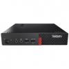 Фирменный компьютер Lenovo ThinkCentre M710q Tiny slim (10MRS2BJ00), черный, купить за 27 330руб.