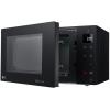 Микроволновую печь LG MW23R35GIB (23 л, стол 292 мм, 1000 Вт), чёрная, купить за 8695руб.