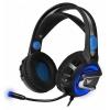 Гарнитура для пк Crown CMGH-3101 (20-20000 Гц, стерео, 32 Ом), синяя, купить за 1 965руб.
