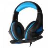 Гарнитура для пк Crown CMGH-2001 Black-blue, полноразмерные, купить за 1 210руб.