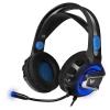 Гарнитура для пк Crown CMGH-3001, синяя, купить за 1 570руб.