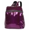 Рюкзак городской Nosimoe 1302-10K, Голография горох фиолетовый, купить за 1 390руб.