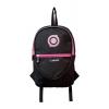 Рюкзак городской Globber 524-132 Junior, черно-розовый, купить за 1 140руб.