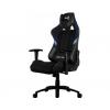 Компьютерное кресло Aerocool AERO 1 Alpha, черно-синий, купить за 15 449руб.