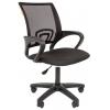 Кресло офисное Chairman 696 LT TW-01 (7024145), черное, купить за 2 590руб.