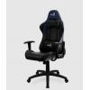 Игровое компьютерное кресло Aerocool AC100 AIR черно-синее, купить за 10 999руб.