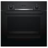 Духовой шкаф BOSCH HBF534EB0R черный, купить за 24 310руб.
