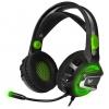Crown CMGH-3102, черно-зеленая, купить за 2 460руб.