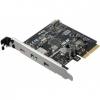 Контроллер (плату расширения для пк) Asus Thunderboltex 3 TB3, купить за 5100руб.