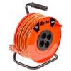 Удлинитель электрический Wester K16/50 (50м) 4 розетки с заземлением, купить за 2 620руб.