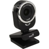 Web-камера Genius QCam 6000, черная, купить за 2 370руб.
