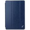 Чехол для планшета G-Case Slim Premium для Huawei MediaPad T5 10, тёмно-синий, купить за 1185руб.