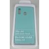 Soft Touch для Samsung Galaxy A20/A30 Мятный, купить за 635руб.