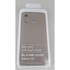 Soft Touch для Samsung Galaxy A20/A30 Серый, купить за 635руб.