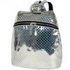 Рюкзак городской Nosimoe 1302-10K Голография горох-серебристый, купить за 1 310руб.