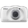 Цифровой фотоаппарат Nikon CoolPix W150, белый, купить за 10 560руб.