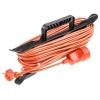 Удлинитель электрический Wester  R10/30 на рамке 30 м ПВС 2x0.75 10А 1 розетка б/з, купить за 1 090руб.