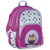 Рюкзак детский Hama SWEET OWL (139093) розовый/голубой, купить за 965руб.