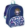 Рюкзак детский Hama LOVELY GIRL синий/голубой, купить за 1345руб.