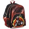 Рюкзак детский Hama MOTORBIKE черный/красный, купить за 1650руб.