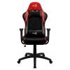 Игровое компьютерное кресло AeroCool AC100 AIR, чёрно-красное, купить за 10 959руб.