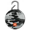 Портативная акустика Колонка JBL Clip 3 камуфляж/серый, купить за 2 545руб.