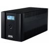 Источник бесперебойного питания Powercom Raptor RPT-1500AP-LCD 1500VA/900W, купить за 9 185руб.