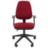 Кресло офисное Chairman 661 15-11 sl (7022354), бордо, купить за 3 785руб.