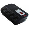 Стабилизатор напряжения ExeGate Power RP-500, 500 В·А / 280 Вт, купить за 1 960руб.