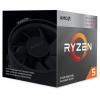 Процессор AMD X4 R5-3400G (BOX) (Socket AM4) 3700MHz RX Vega 11 Graphics 65W, купить за 10 660руб.