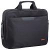 """Сумка для ноутбука Exegate Office F1595  (полиэстер, 15.6"""") чёрная, купить за 835руб."""