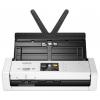 Сканер Brother ADS-1700W (ADS1700WTC1), белый, купить за 19 960руб.