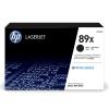 Картридж для принтера HP 89X (CF289X), черный, купить за 18 630руб.