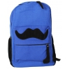 Рюкзак городской OnamanO Усы синий, купить за 1 420руб.