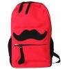 Рюкзак городской OnamanO Усы красный, купить за 1 420руб.