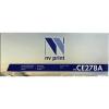 Картридж для принтера NV Print CE278A, черный, купить за 860руб.