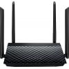 Роутер wi-fi ASUS RT-N19 N600 (812.11n, 2.4 ГГц, 2xLAN), купить за 1820руб.
